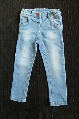 Children/Kids clothes GIRL BOY 2-3 years NEW! skinny NEXT faded jeans/trousers