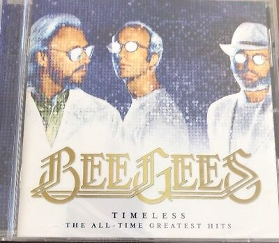 The Bee Gees - Timeless: The All-Time Greatest Hits CD 2017