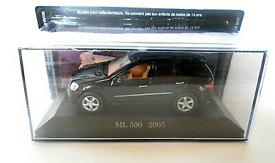 "53 DIE CAST /"" S 500-1998 /"" MERCEDES COLLECTION SCALA 1//43"
