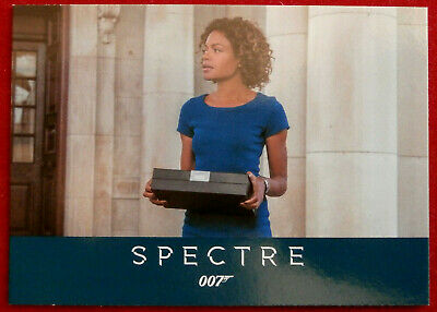 JAMES BOND - SPECTRE - Card #009 - MONEYPENNY - Rittenhouse