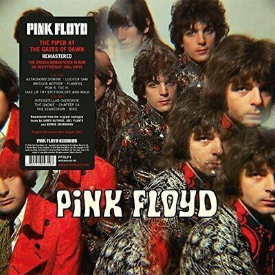 The Piper At the Gates of Dawn [lp_record] Pink Floyd,Pink Floyd
