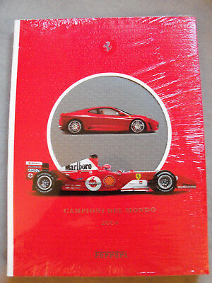 Annuario Ferrari/Ferrari Yearbook 2004 - F1