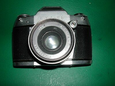 Ihagee Exa 11b For Parts Or Repair