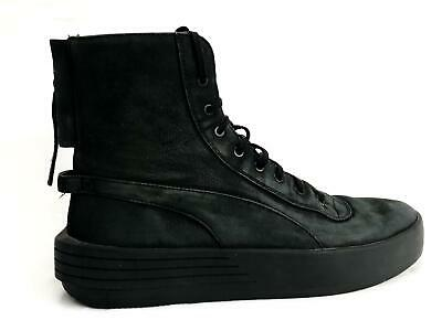 low priced 59346 d5590 Puma Xo Parallel Homme Basket Bottes Triple Cuir Noir Taille Us 11 The  Weeknd