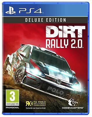 DiRT RALLY 2.0 - Deluxe  Edition   PS4  PAL