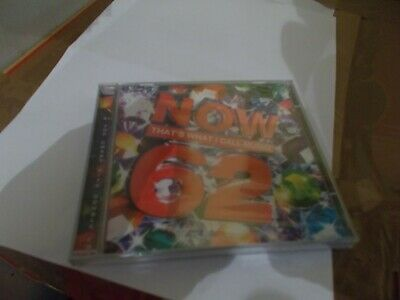 Now That's What I Call Music 62 2 Cd Set New And Factory Sealed Up
