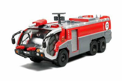 TINY Hong Kong Scale 1/50 Dx4 HKFSD (AFC) Crash Fire Tender Diecast Car Model