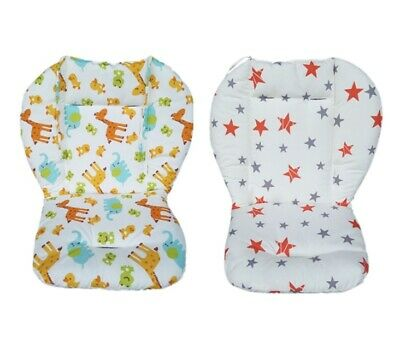 Seat Cushion Pad Cover For Baby Universal Car Stroller Soft Thick Pram Accessory