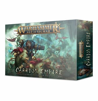 Age of Sigmar Carrion Empire  /ENGLISH/