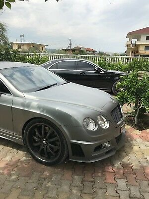 bentley continental gt px considered