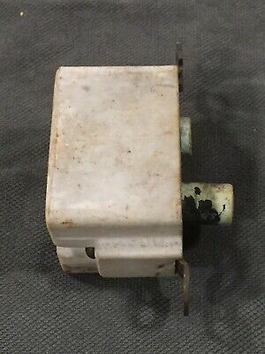 Vintage Porcelain Ceramic Push Button Light Switch