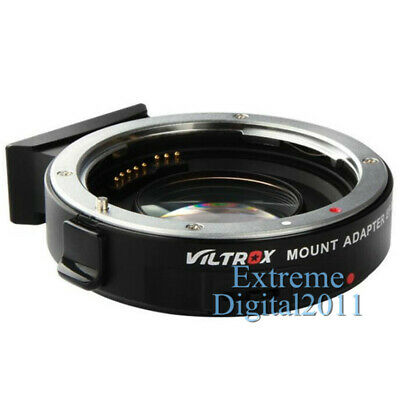 Viltrox EF-M2 Auto Focus Adapter Speed Booster for Canon EF Lens to MFT M43 M4/3