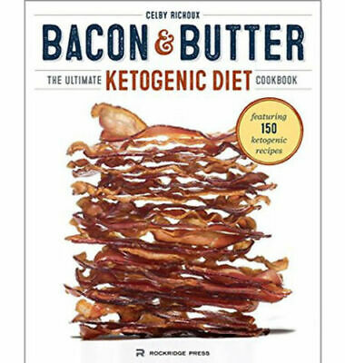 Bacon & Butter Ketogenic Diet Cook Book_30 Second_Fast Shipping[E-B OOK]