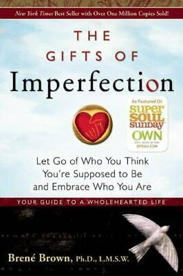 The Gifts OF Imperfection by B.Brown_30 Second_Fast Shipping[E-B OOK]