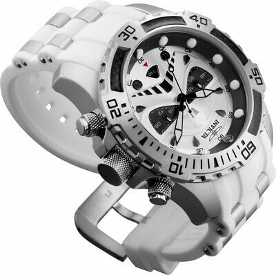 Invicta Star Wars Storm Trooper Limited Edition Chrono Individually Numbered NEW