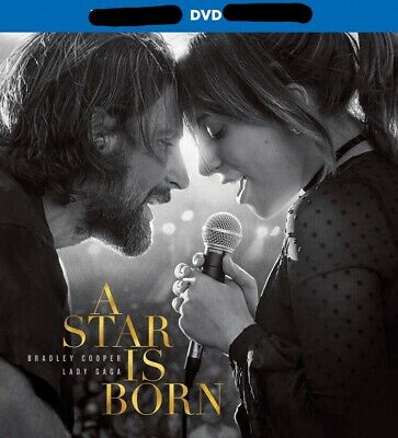 A Star is Born (2018) DVD Disc Only *No Case or Artwork* Oscars Cooper Gaga