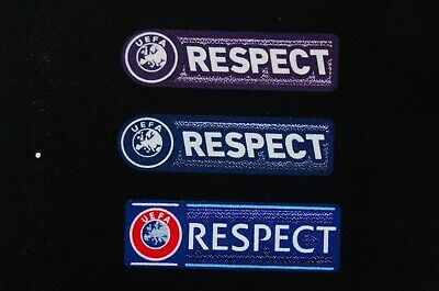 Toppa Respect Patch Badge 2009-2018