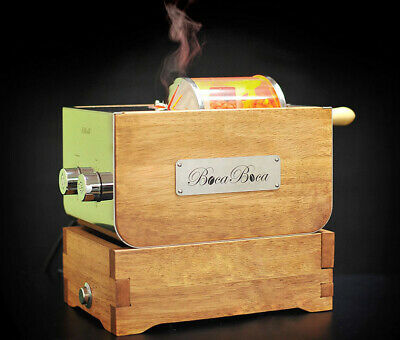 [BOCABOCA 250] Coffee Bean Roaster Home small cafe Simple roasting Infrared Nuts