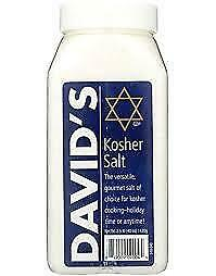 David's Kosher Salt 1.12kg