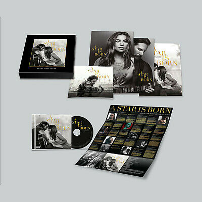 A Star is born limited edition CD Collectors Box Lady Gaga Bradley Cooper
