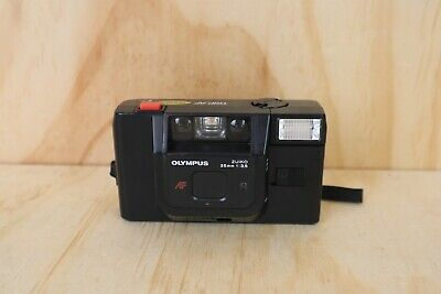 Olympus Trip AF Zuiko Point and Shoot 35mm Film Camera