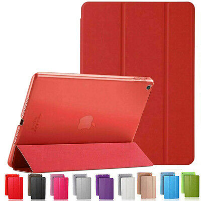"""New iPad Case Smart Magnetic Slim Cover Fit for iPad 9.7"""" 2017/18 5th & 6th Gen"""