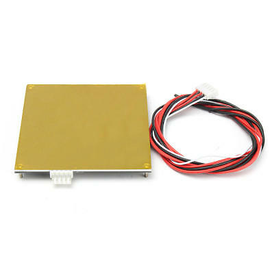 MK2B For RepRap Mendel PCB Heated Bed MK2B 120x120 3D Printer Hot Bed 12v