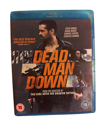 Dead Man Down (Blu-ray, ) NEW & SEALED     UNWANTED gift