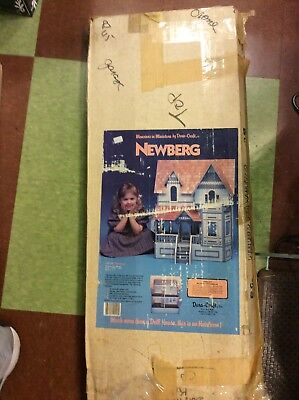 Newberg Mansions In Miniature Doll House Kit