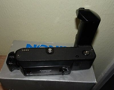 CHINON POWER WINDER S PW-545 - Motor Drive - With box - untested