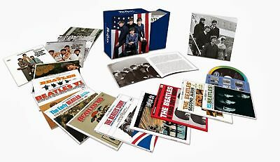 NEU + OVP Limited Edition 13 CD Box Set The U.S. Albums Beatles Butcher Cover