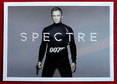 James Bond Archives 2016 Spectre Edition - Case Topper Chase Card - Rittenhouse