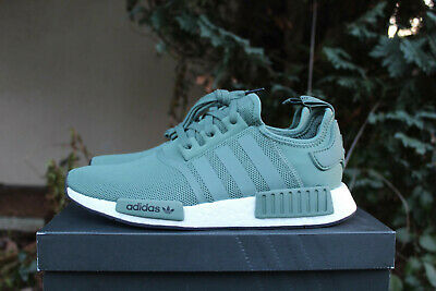 Details about ADIDAS NMD R1 WOOL BLACKWHITETRACE KHAKI (CQ0760) MEN TRAINERS VARIOUS SIZES