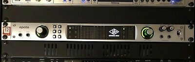 Universal Audio UAD Apollo Duo with Firewire And Thunderbolt