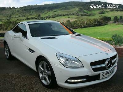2015 MERCEDES BENZ SLK SLK 250 CDI BlueEFFICIENCY Tip Auto