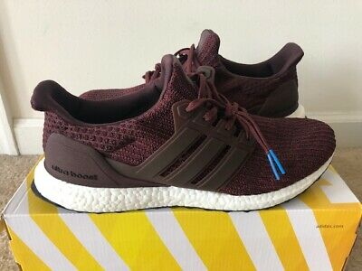 075a605ca03 Adidas Ultraboost 4.0 CM8115 Night Red Night Red Noble Maroon NEW Men s US12