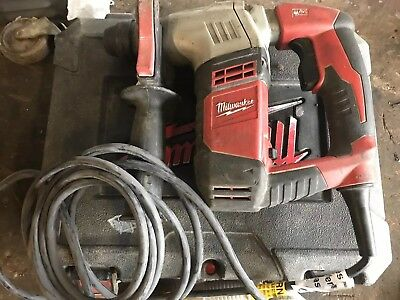 Milwaukee PLH 20 SDS Plus  Hammer 110V