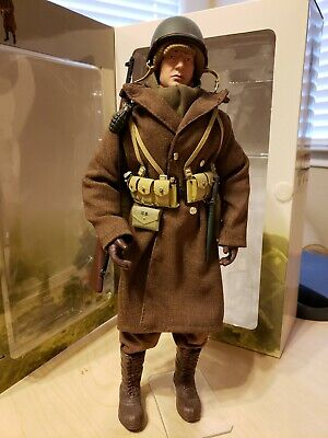 "US Allies ""Hank"" 1:6 Scale 12"" Figure WWII Dragon Models Loose Complete w/box"