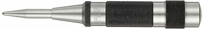 "Starrett 18C Automatic Center Punch Heavy-Duty With Adjustable Stroke, 5-1/4""..."