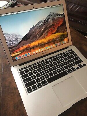 Great Deal! Used Apple MacBook Air Core i7 1.7GHz 13in 459GB 8GB RAM A1466 2013