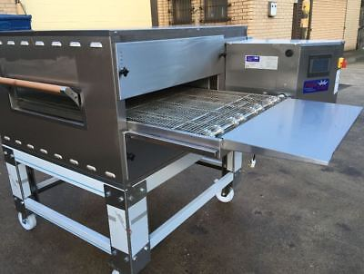Pizza Oven, Gas Pizza King Oven, as LIncoln, Blodgett, Middleby Impanchment Tech