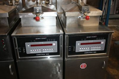 Henny Penny PFG 600, Computeron 8000 Made in USA
