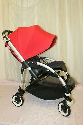 Bugaboo Bee 3 Plus Raincover, clean, wheels spin effortlessly, NEXT DAY Delivery