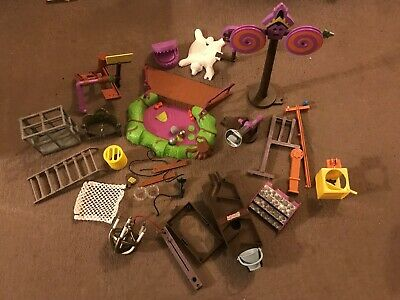 SCOOBY-DOO! JOB LOT BUNDLE play set playset parts Hanna-Barbera