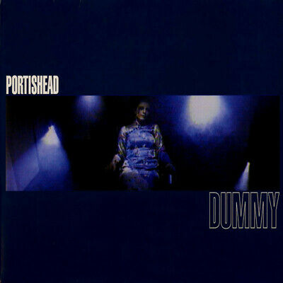 PORTISHEAD - Dummy LP - SEALED - Vinyl Album Record - Massive Attack Trip-Hop