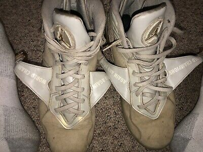 huge selection of b08d0 12825 Air Jordan VIII 8 Retro C C Champagne 832821-030 Size 12 Used Trashed  Beaters
