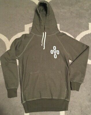 e017fce161f31a RARE!!! OVO CROSS HOODIE size small DRAKE OCTOBERS VERY OWN OWL HOODIE
