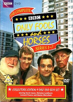 Only Fools and Horses: Complete Series 1-7 (BBC - UK) DVD Box Set [REGION 2] NEW