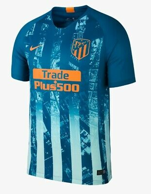 Atlético Madrid Third Shirt 2018/19 Size S-XL Available Brand New With Tags