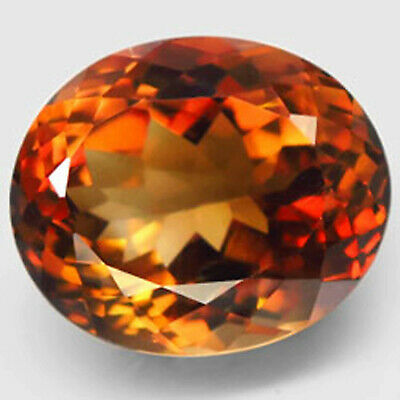 17.85 ct. 100% Natural Top Imperial Topaz Unheated (Brazil) AAA